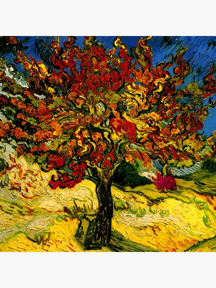 Van Gogh Mulberry Tree de bragova