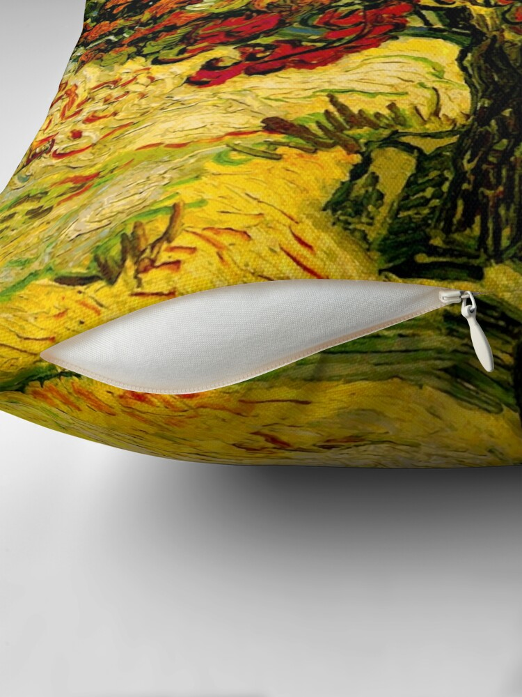 Vista alternativa de Cojín Van Gogh Mulberry Tree