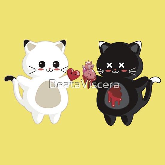 TShirtGifter presents: Kawaii Kitty Valentine Exchange