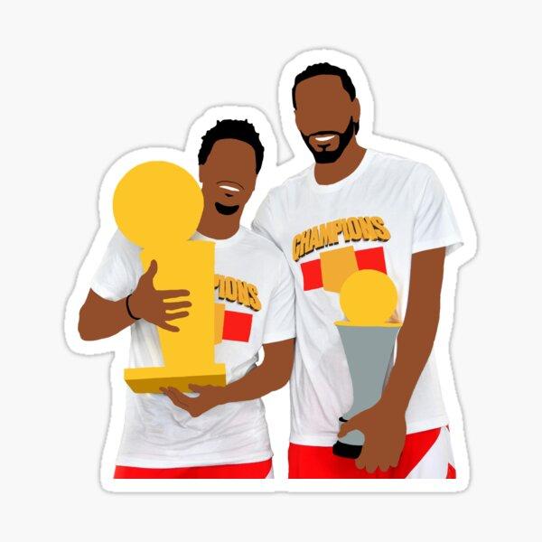 Toronto Raptors 2019 NBA Champs Sticker