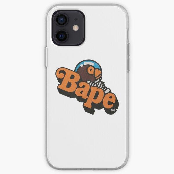 bape Funda blanda para iPhone