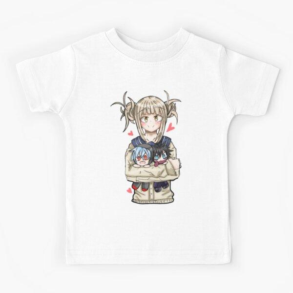 Ilustraciones de My Hero Academia Toga, Dabi y Tomura: por Kībo-Kībo Camiseta para niños