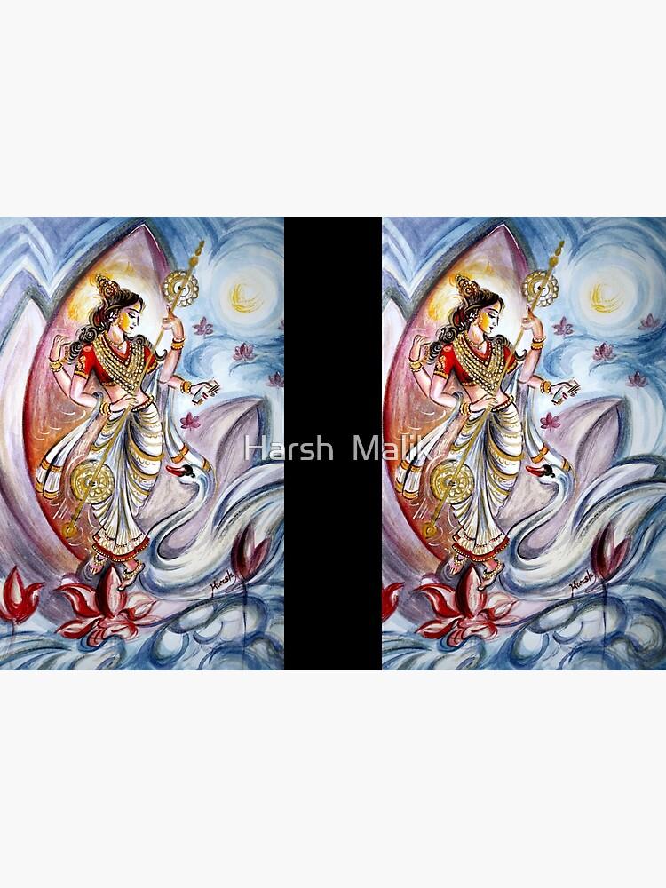 Saraswati by hlmalik