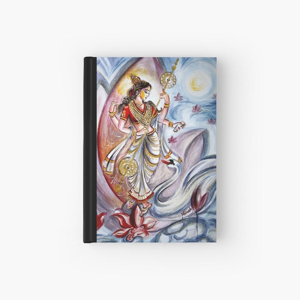 Saraswati Hardcover Journal