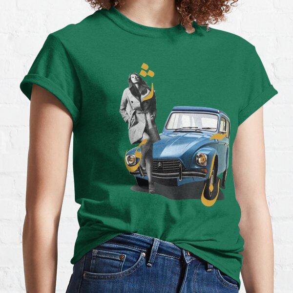 Cutey Blue Classic T-Shirt