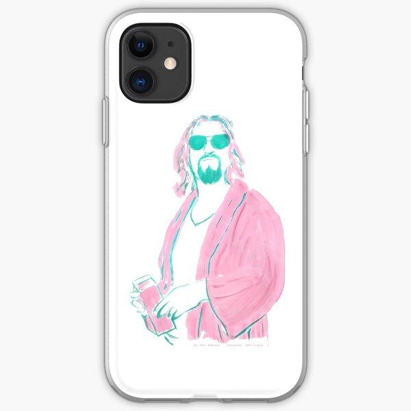 The Dude, El Duderino, His Dudeness, Duder, The Big Lebowski iPhone Soft Case