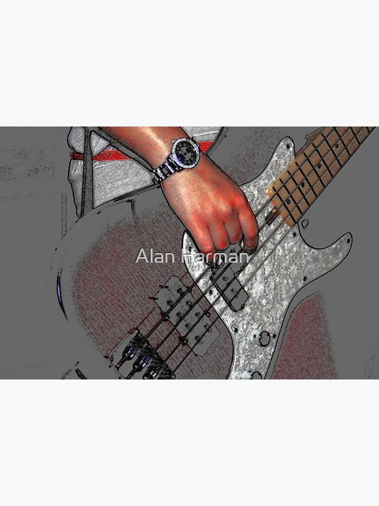 Bass 4 by AlanHarman