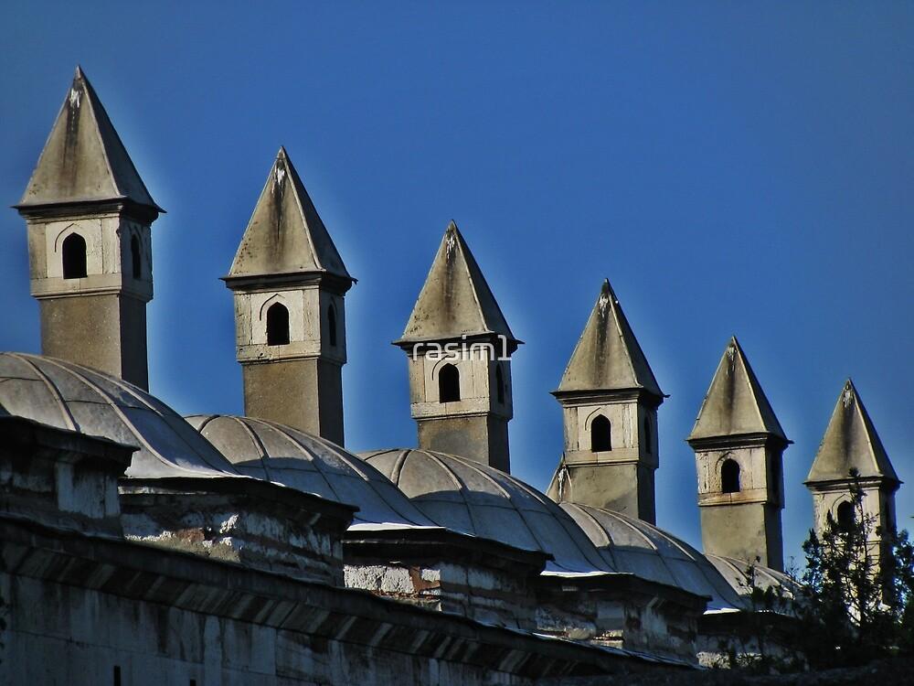 Upturned chimney by rasim1