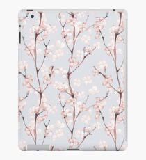 Blühen. Aquarell nahtlose Blumenmuster iPad-Hülle & Klebefolie