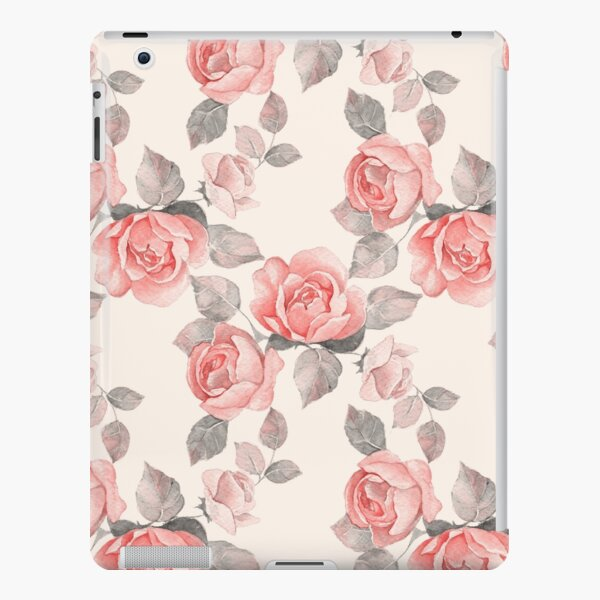 Floral pattern 8. Roses iPad Snap Case