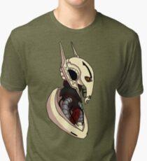 General Grievous Headshot Tri-blend T-Shirt