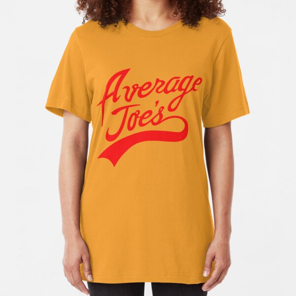 Average Joe's Slim Fit T-Shirt