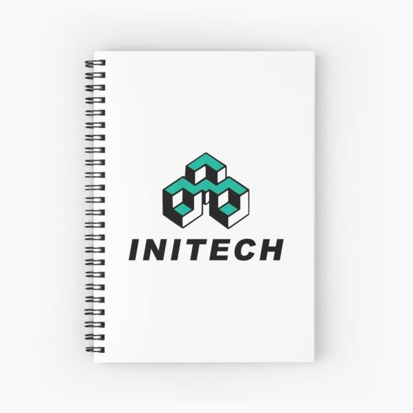 INITECH Spiral Notebook
