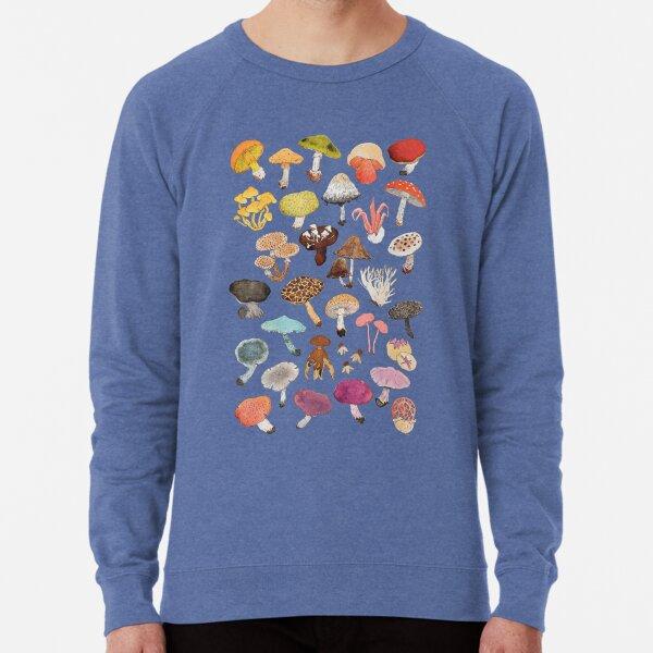 Mushroom Medley Lightweight Sweatshirt