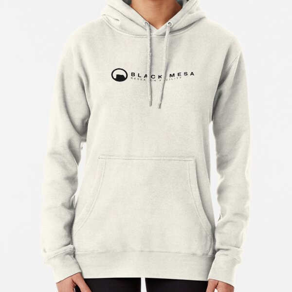 Black Mesa Research Facility Pullover Hoodie