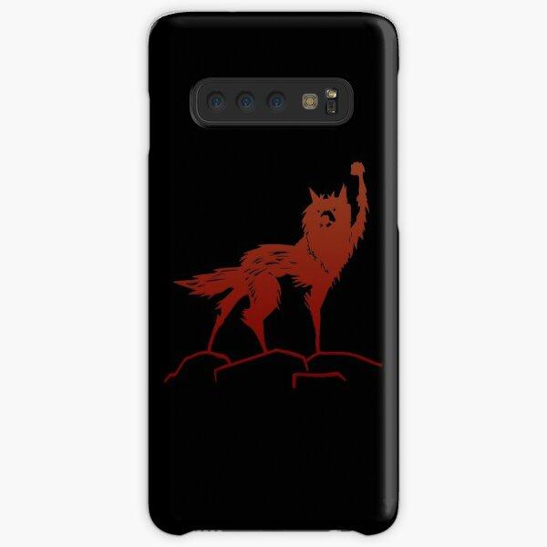 Fantastic Mr Fox Wolf Samsung Galaxy Snap Case