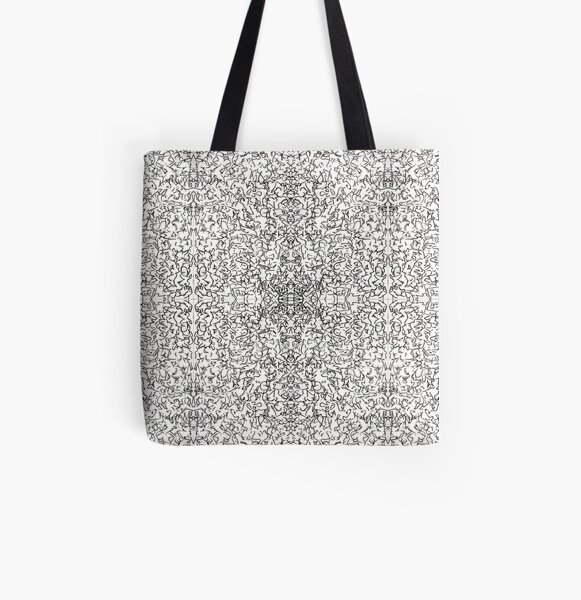 apply changes All Over Print Tote Bag