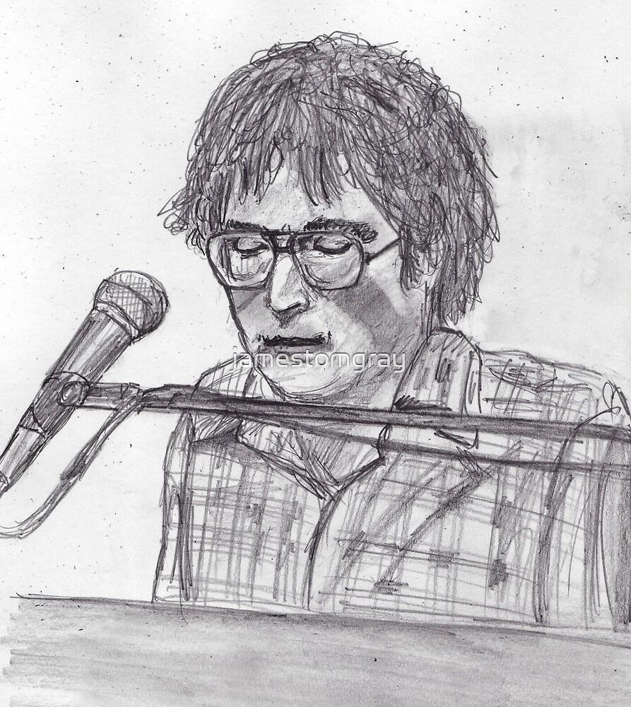 Randy Newman by jamestomgray