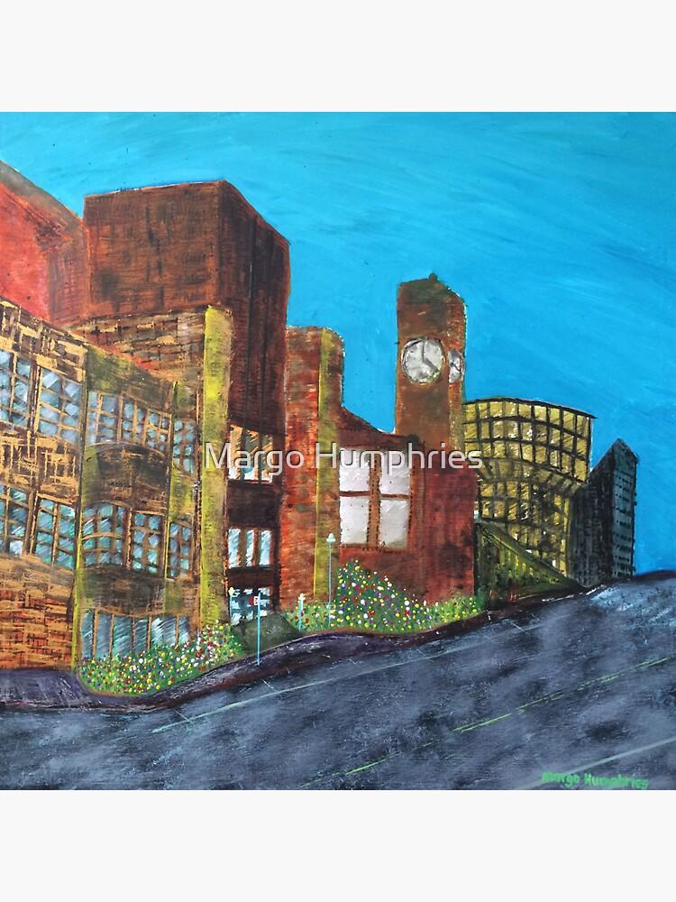 In Town - Newcastle by kasarnDesigns