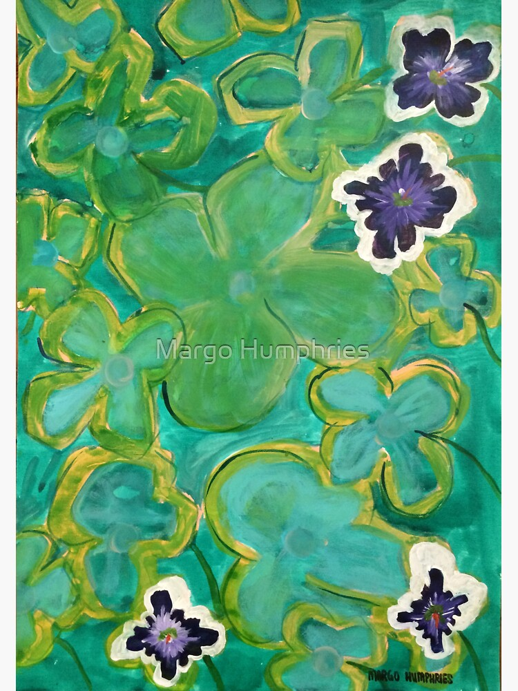 Ground Cover by Margo Humphries by kasarnDesigns