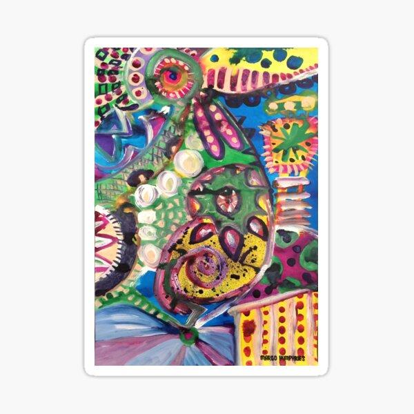 Blog by Margo Humphries Sticker