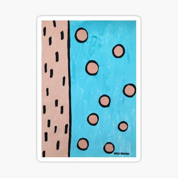 Unit 2 by Margo Humphries Sticker
