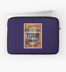 Protecting Your Safety Laptop Sleeve