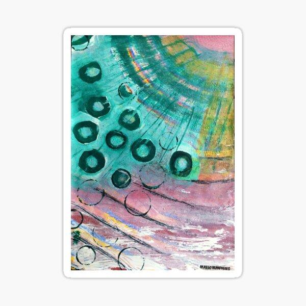 """""""Jewel"""" by Margo Humphries Sticker"""