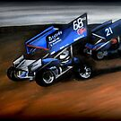 Sprintcars up close  by dimarie