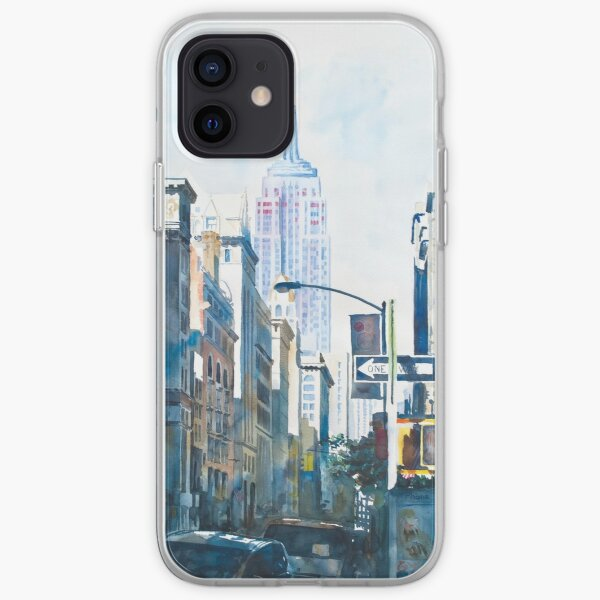 New York - Empire State iPhone Soft Case