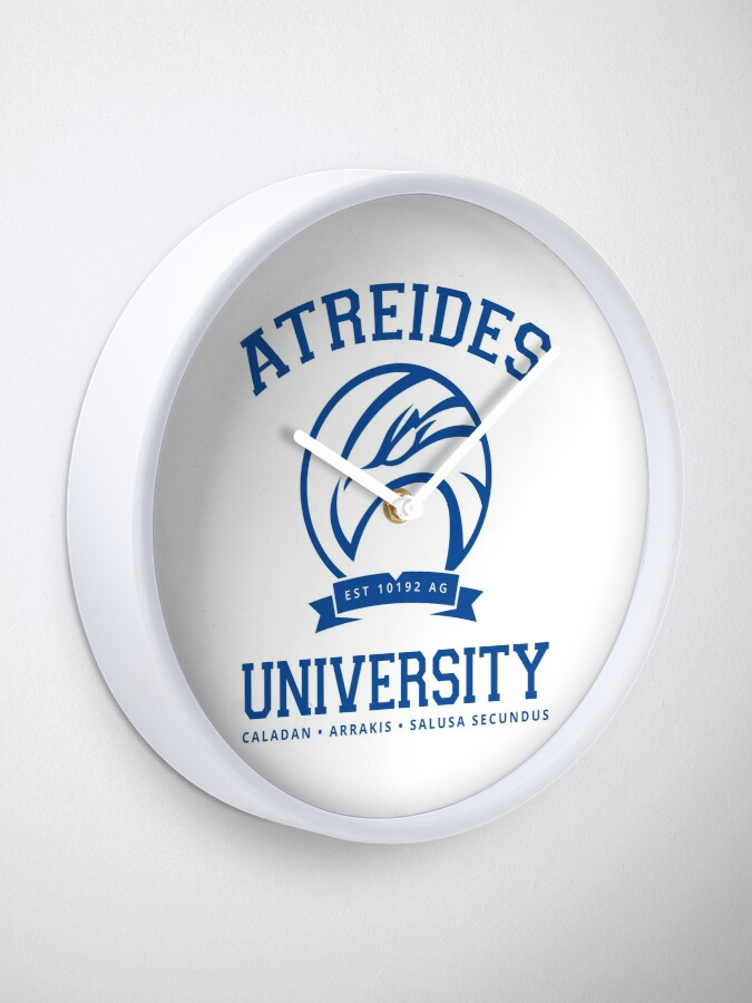 Alternate view of Atreides University | Blue Clock