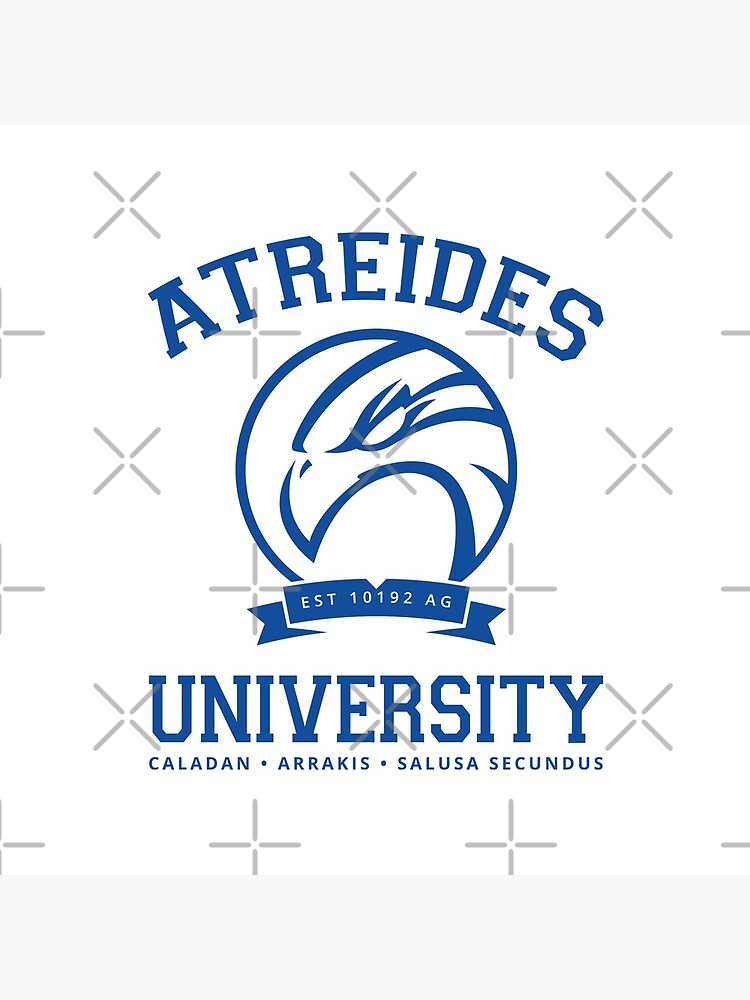 Atreides University | Blue by boxsmash