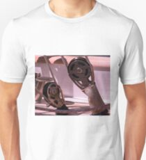 Stainless Pulleys Unisex T-Shirt