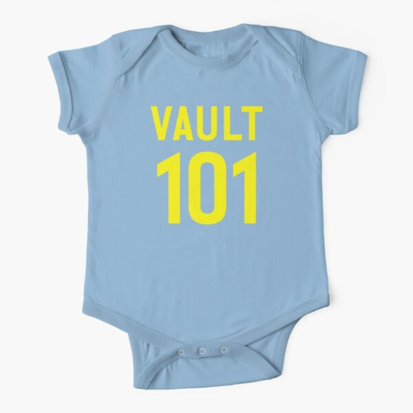 Vault 101 Short Sleeve Baby One-Piece
