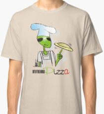 out of this world pizza Classic T-Shirt
