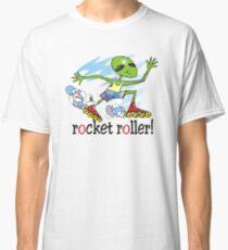 rocket roller Classic T-Shirt