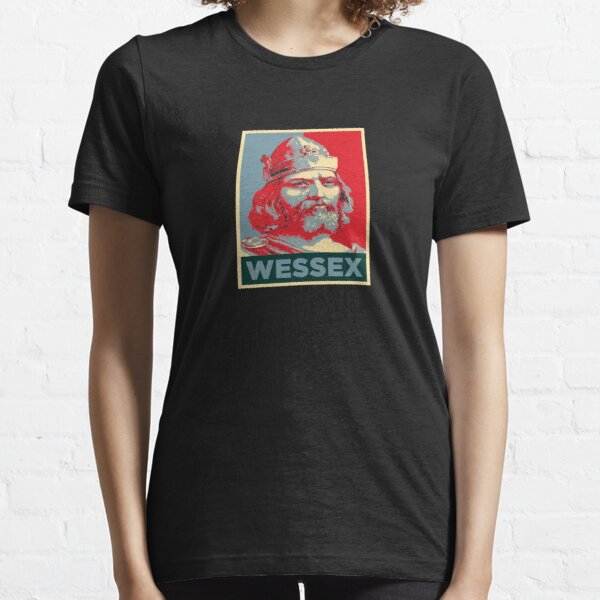 King Alfred the Great Wessex Hope Poster Essential T-Shirt