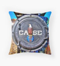 J.I.Case Threshing Machine Co Throw Pillow
