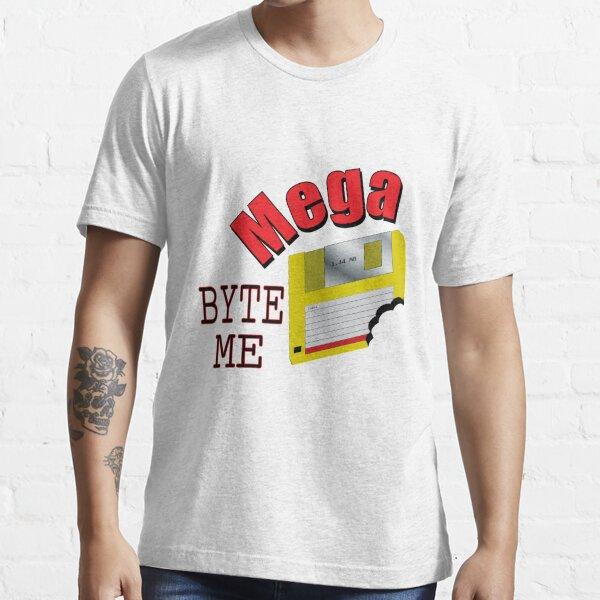 Mega Byte Me Essential T-Shirt