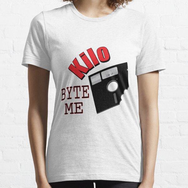 Kilo Byte Me Essential T-Shirt