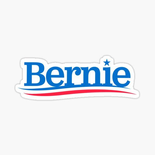 Bernie Sanders Logo Sticker