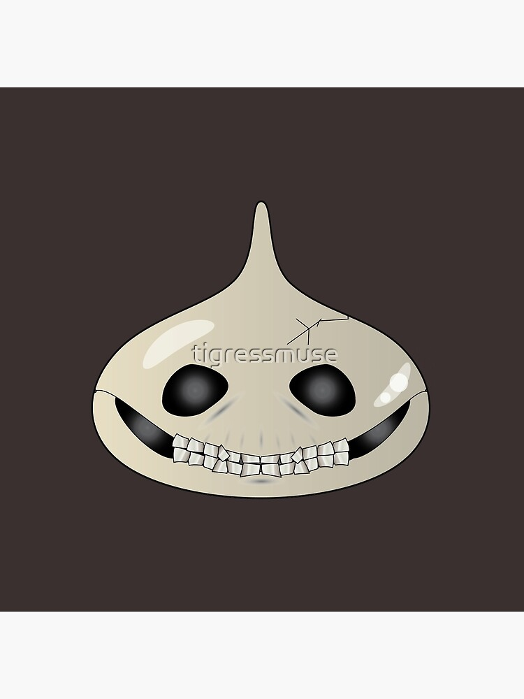 Halloween Approaches Skully Slime by tigressmuse