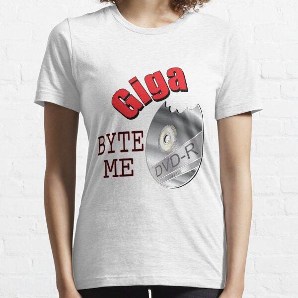 Giga Byte Me Essential T-Shirt