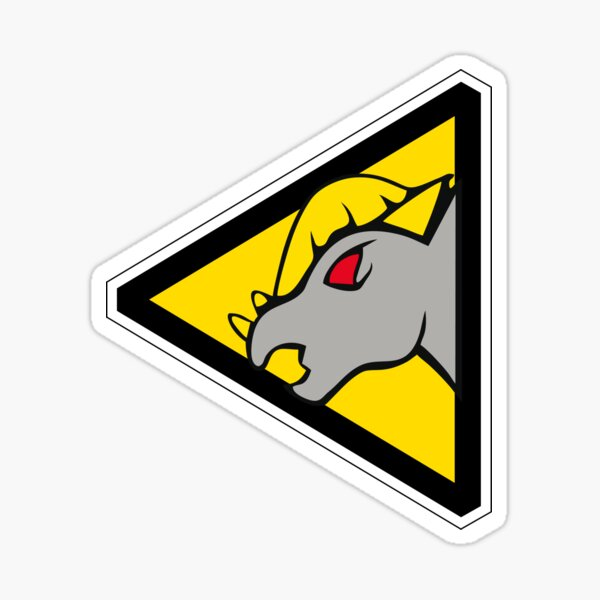 Gekitotsu no Yuusha Sticker