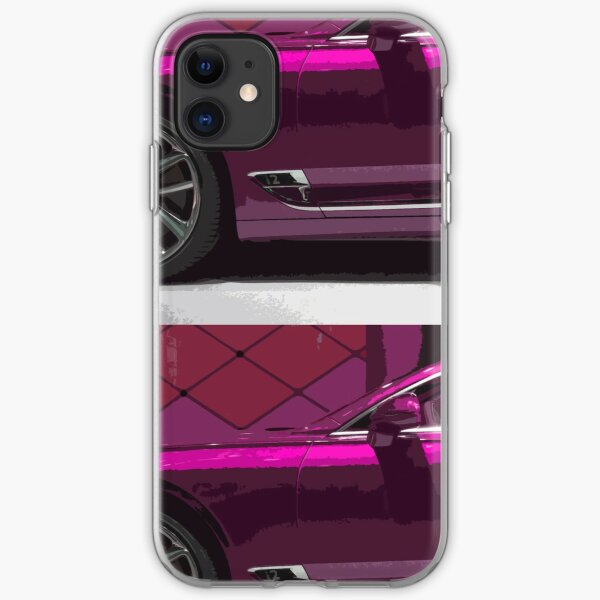 Bentley Continental GT iPhone Soft Case