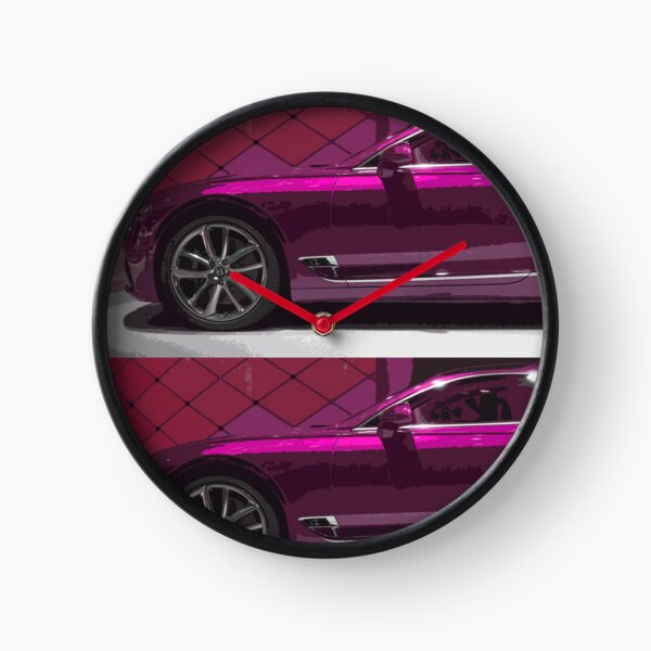 Bentley Continental GT Clock