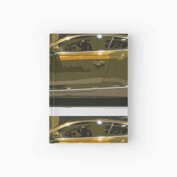 Bentley Continental GT Hardcover Journal