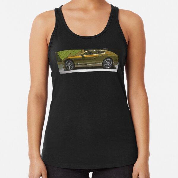 Bentley Continental GT Racerback Tank Top