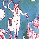 Birthday Celebration by Jaelah