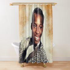 Wilson Pickett, Music Legend Shower Curtain